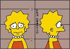 Famille Simpson (9/13) Lisa